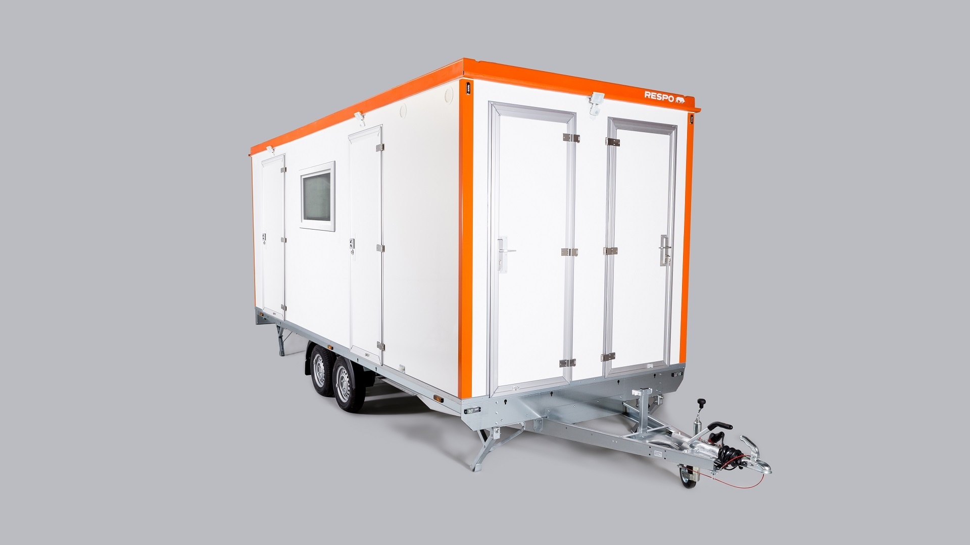 Respo Mobile facilities